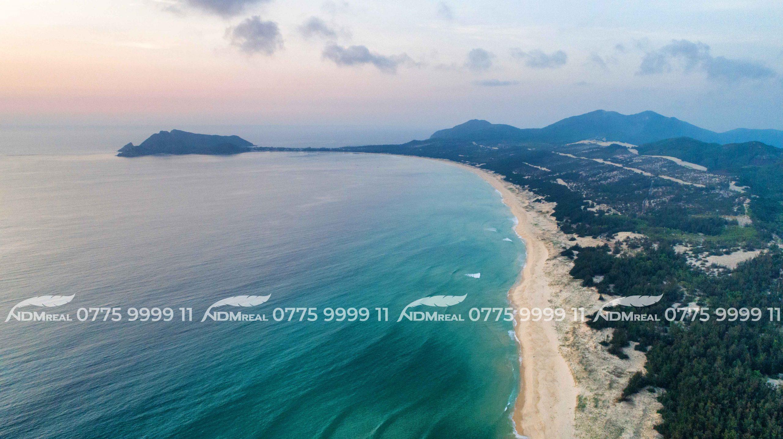Đường bãi biển Phú Yên
