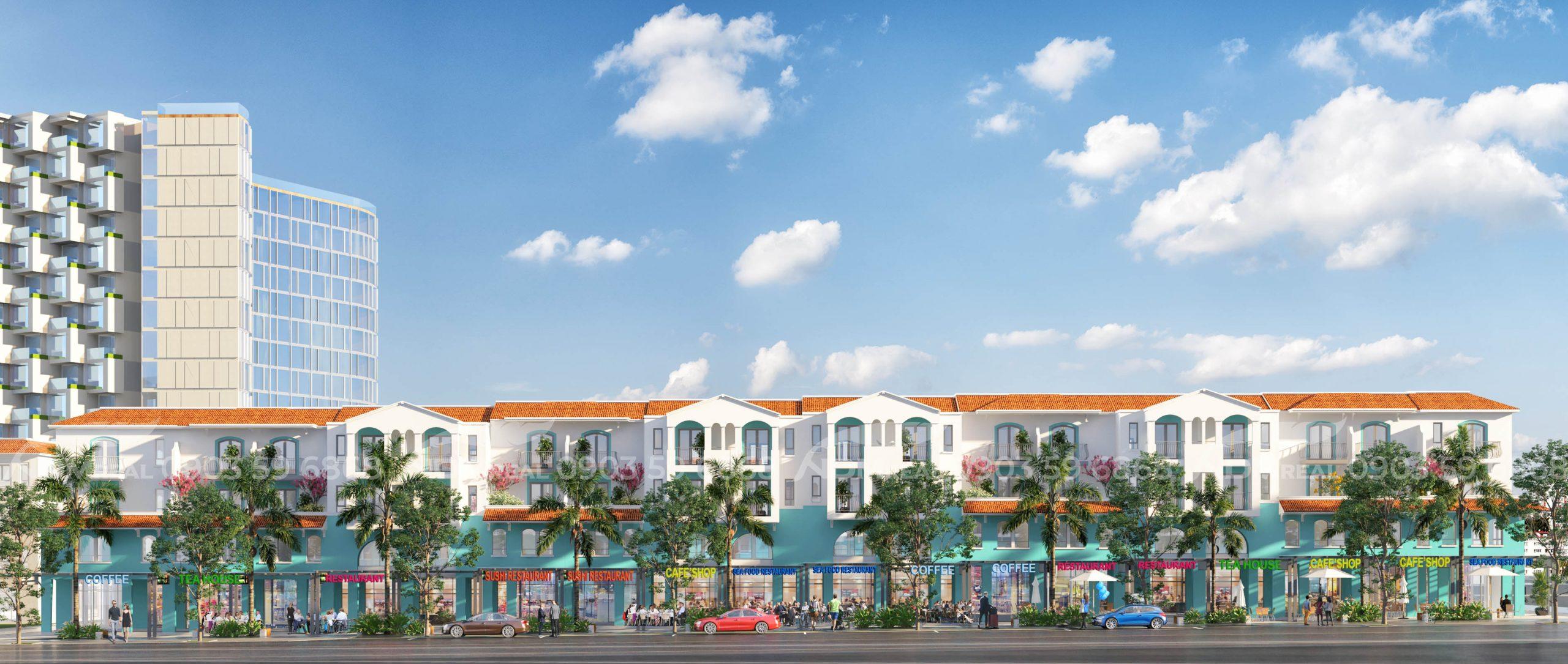 Kallias Complex City - Dự án nghỉ dưỡng ven biển Phú Yên