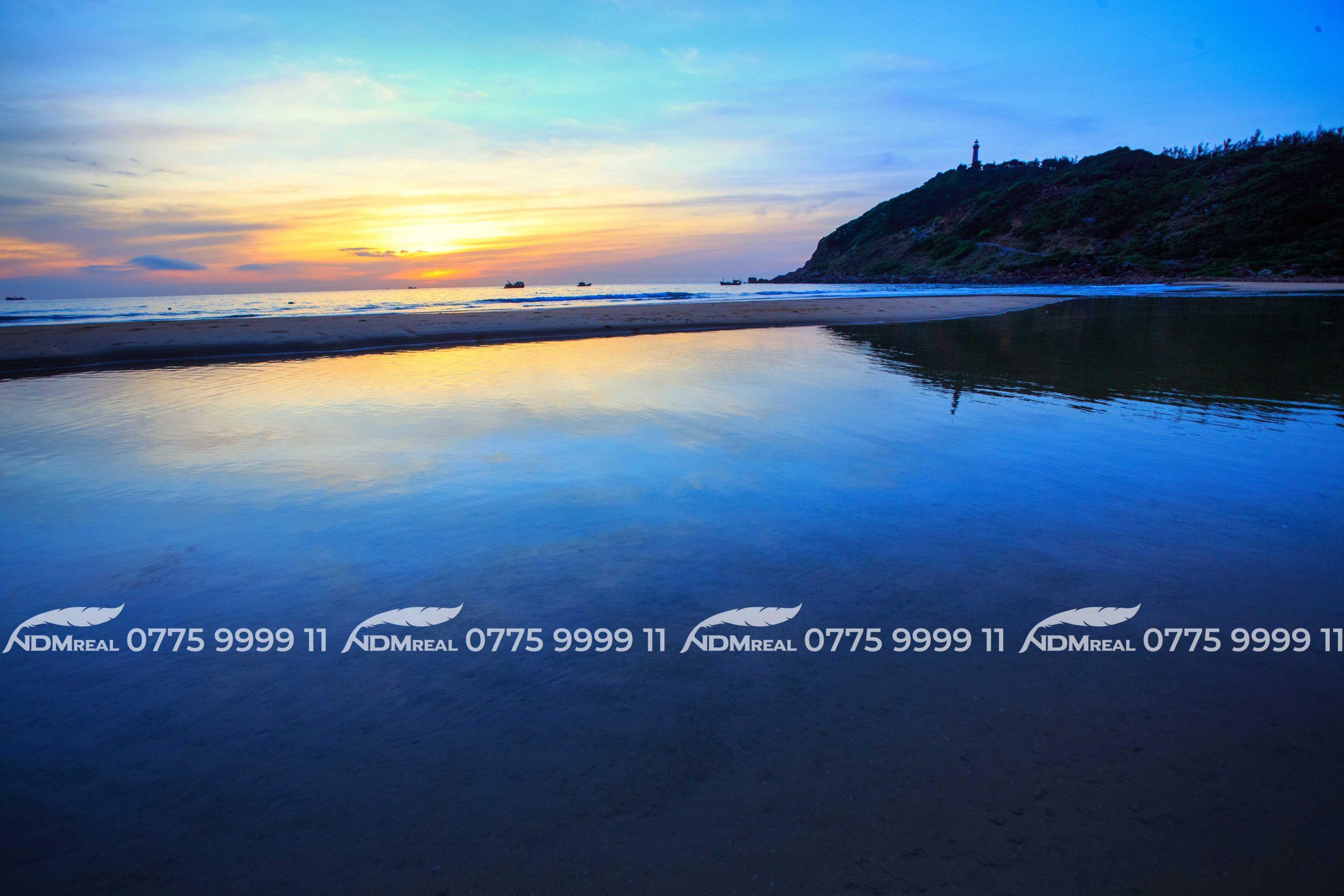 Hoàng hôn biển Phú Yên