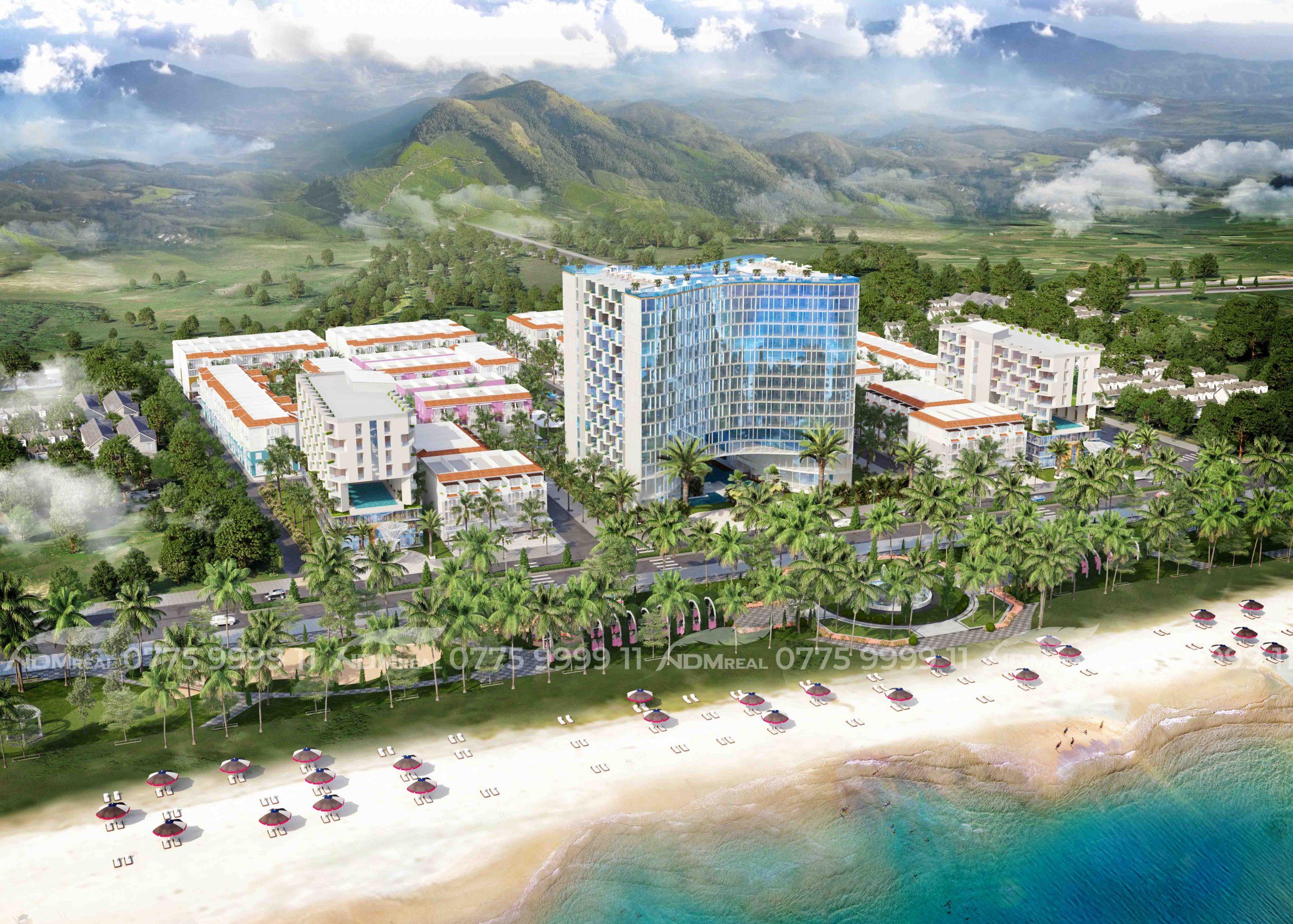 Kallias Complex City - Nghỉ dưỡng ven biển Phú Yên