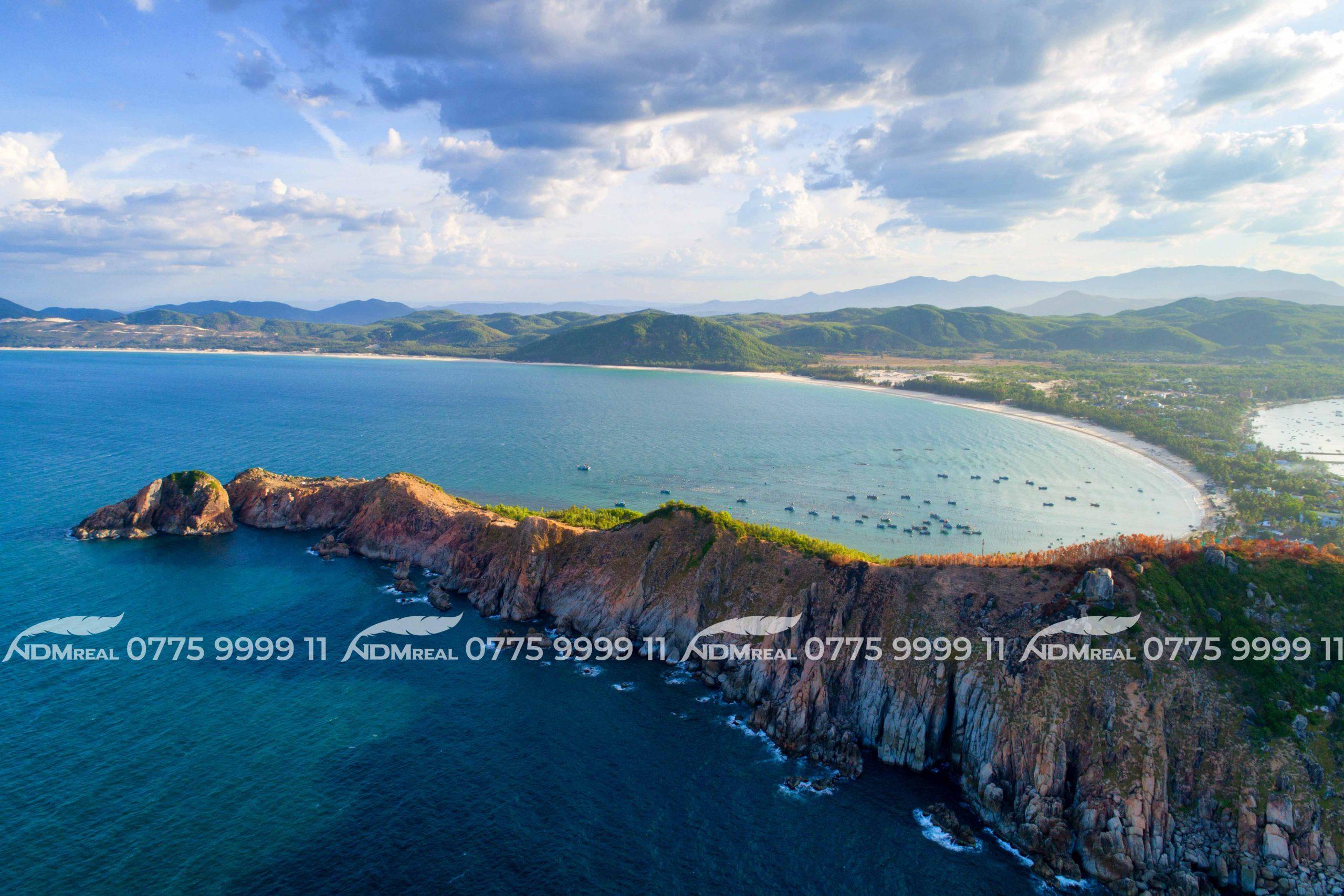 Biển Vịnh Hoà Phú Yên