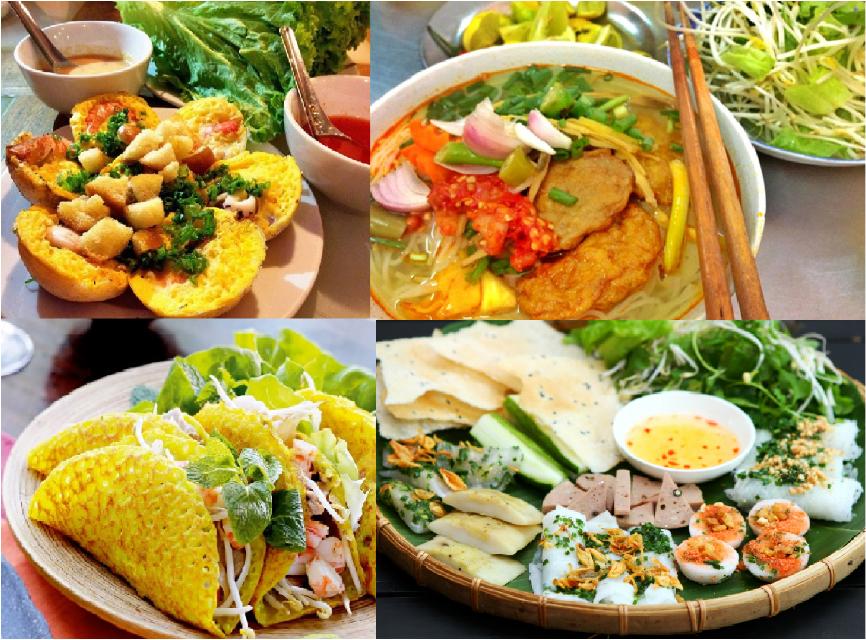 Đặc sản Phú Yên